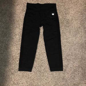 Forever 21 high rise Capri leggings WITH TAGS